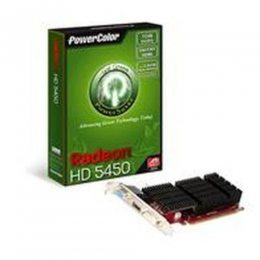 PLACA DE VIDEO PCI-E ATI RADEON HD5450 1GB DDR3 64B PCYES