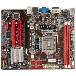 PLACA MAE IH61MFQ5 DDR3 SOCKET 1155 BOX BIOSTAR