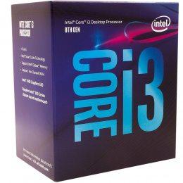 Processador  I3 8100 3.6ghz 1151