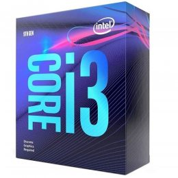 PROCESSADOR INTEL CORE I3-9100F 360GHZ COFFEE LAKE