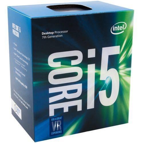 Processador Intel Core I5-7400 3.0 Ghz 1151