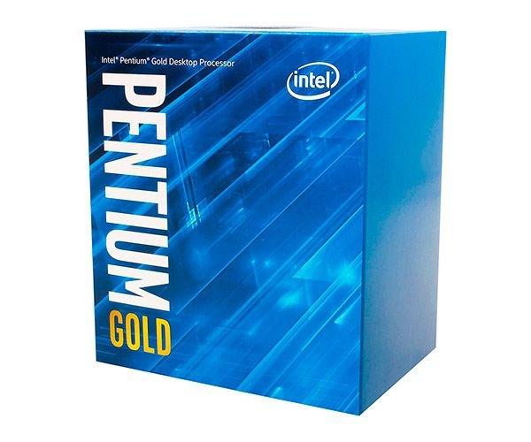 Processador Pentium G5400 Gold Coffe Lake 3.7 Ghz Lga 1151