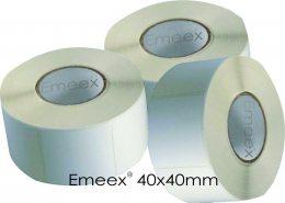 Rolo Etiqueta Balanca Termica 40 X 40 (500 Unidades)