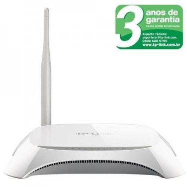 ROTEADOR 3G 150MBPS TP-LINK TL-MR3220