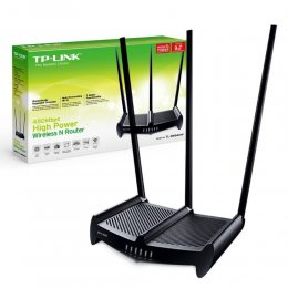 ROTEADOR HIGH POWER WIRELESS N450MBPS 1000MW TL-WR941HP TP-LINK