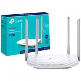 ROTEADOR WIRELESS AC1200 GIGABIT ARCHER C5 TP-LINK
