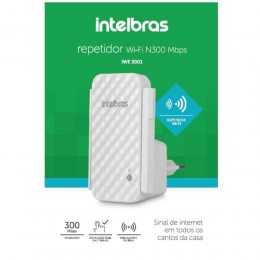 ROTEADOR WIRELESS INTELBRAS IWE 3001