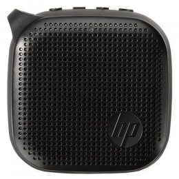 Speaker Mobile Bluetooth 3w Rms 300 Preta X0n11aa Hp