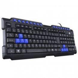 Teclado Usb Gamer Dragon V2 Gt102 Preto/azul 28435 - Vinik