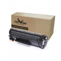 TONER COMPATIVEL HP CF510A 1.1K PRETO